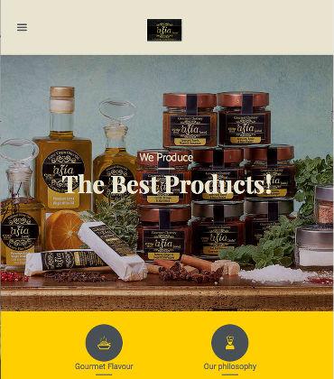 E-shop για το Axiafood.gr