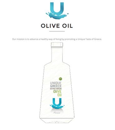 Δικτυακός τόπος U-Oliveoil